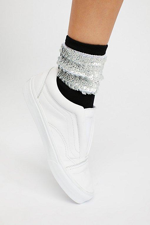 Product Image: Ziggy Sequin Sock