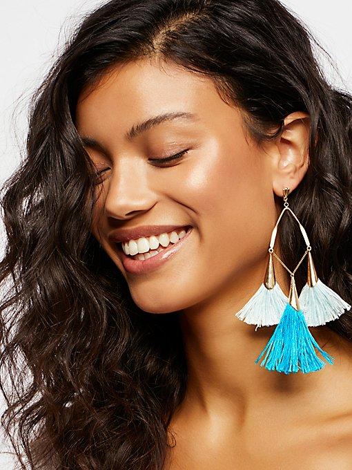 Product Image: Carlotta流苏耳环