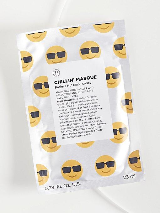 Product Image: Chillin' Emoji Masque