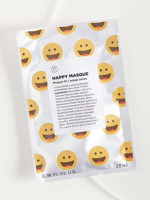 Product Image: Happy Emoji Masque