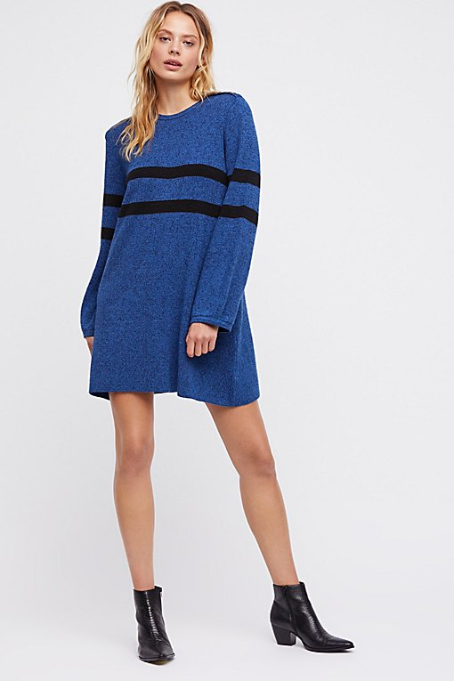 Product Image: On Your Team Sweater Mini Dress