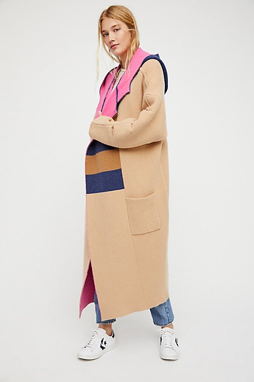 Product Image: Color Blocked Jacket
