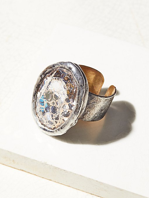 Product Image: Swarovski Monarch Stone Ring