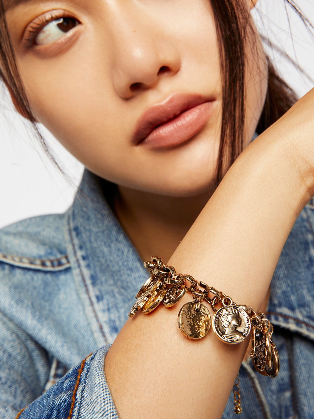 Love Lockdown Charm Bracelet