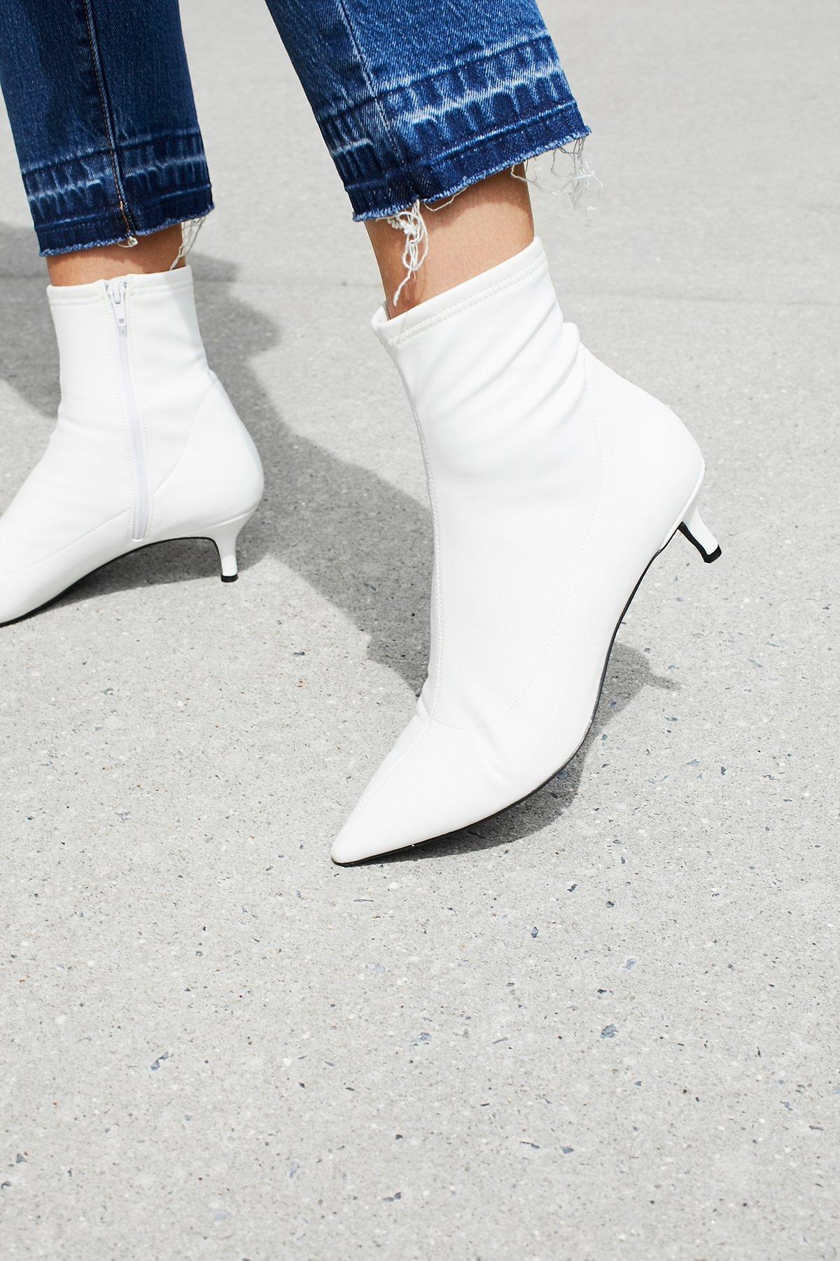 Marilyn中跟靴