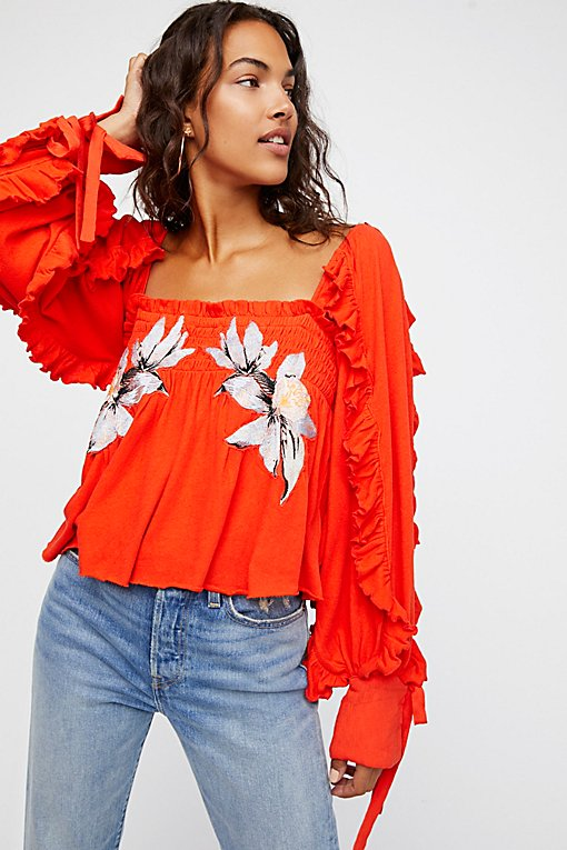 Product Image: Ginger Babe Top