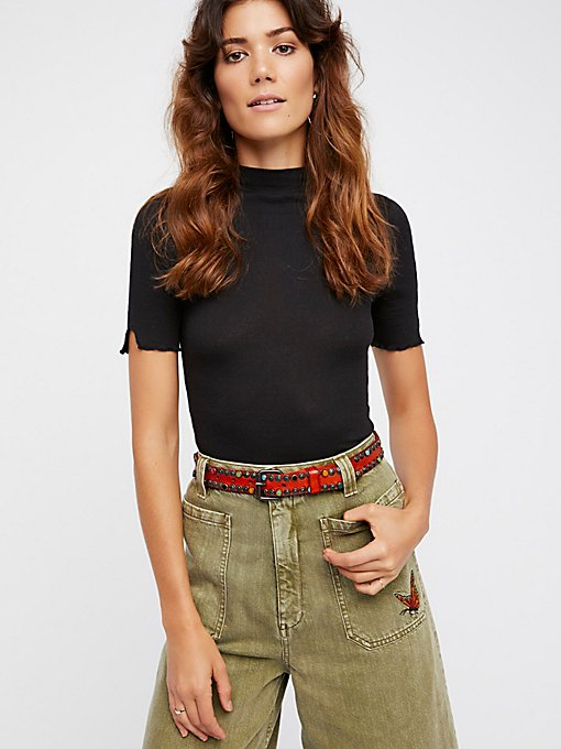 Product Image: Cabachon Studded Jean Belt