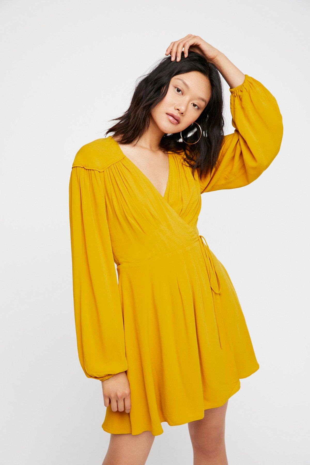 Double Life Mini Dress