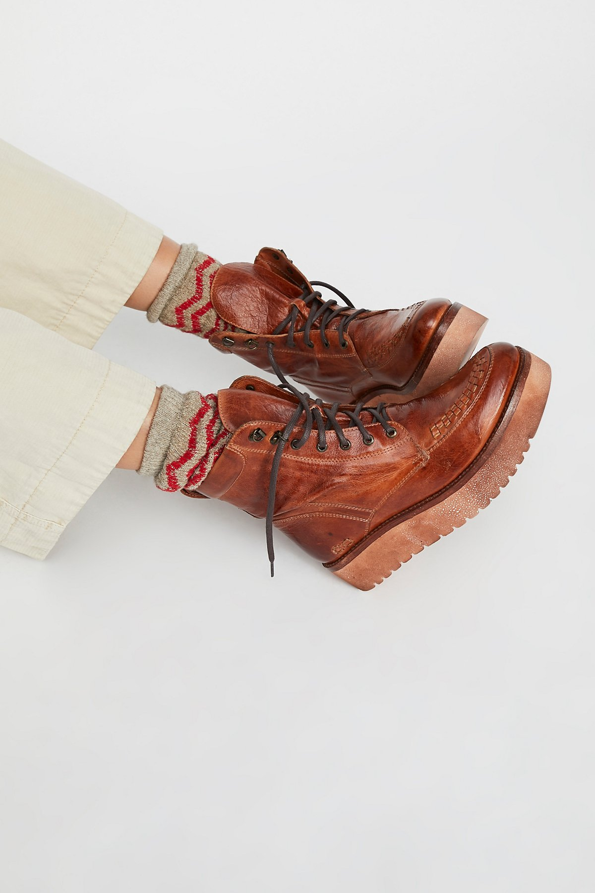 Billie Lace-Up Boot