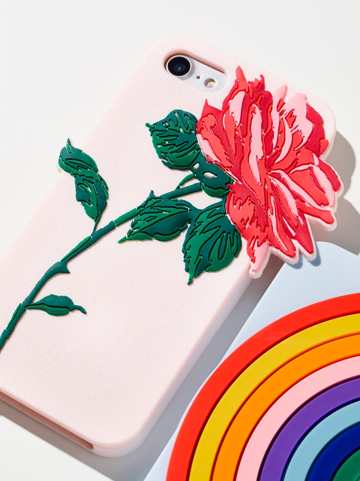 3D Silicone iPhone Case