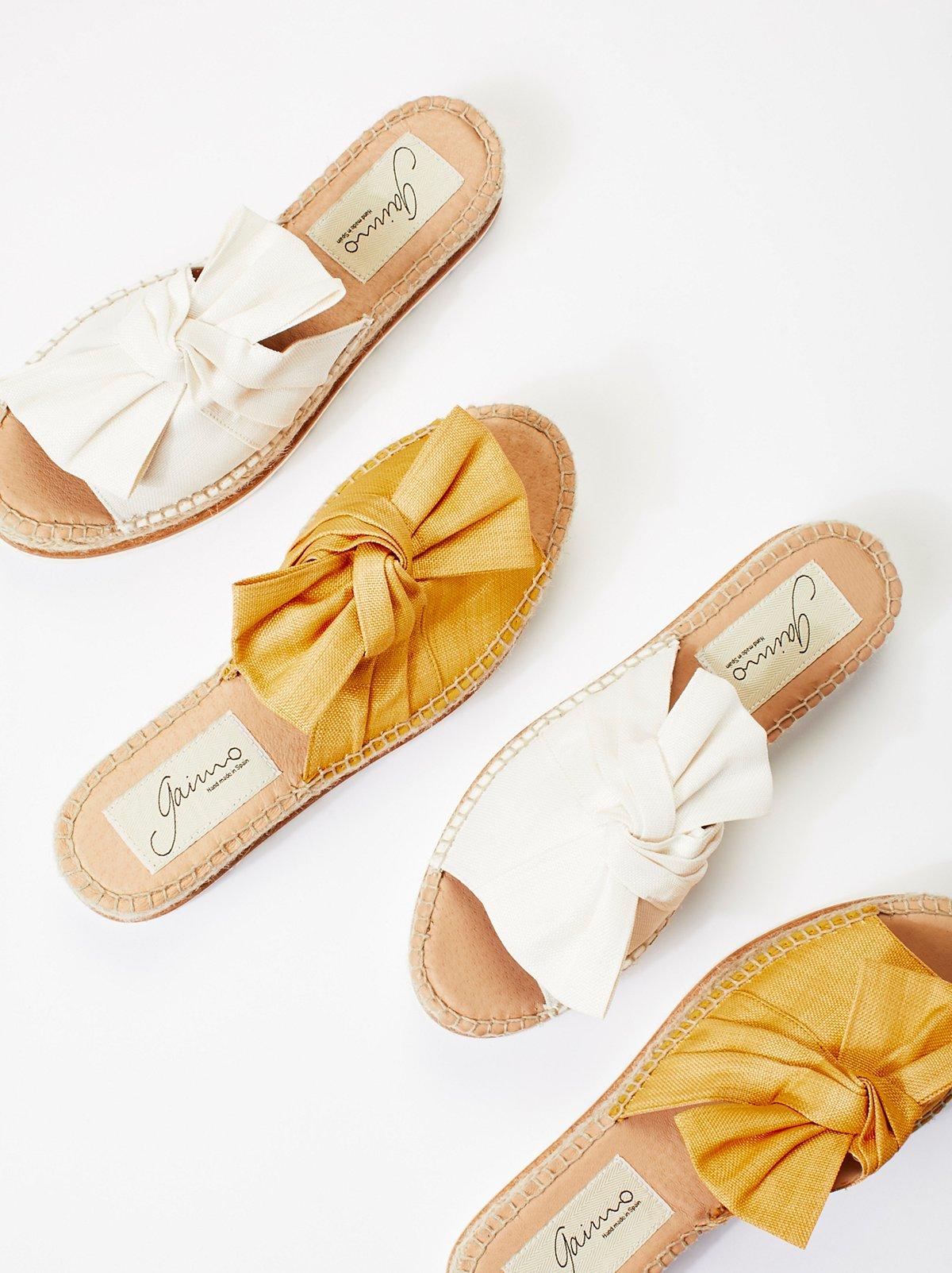 Samantha松糕凉鞋