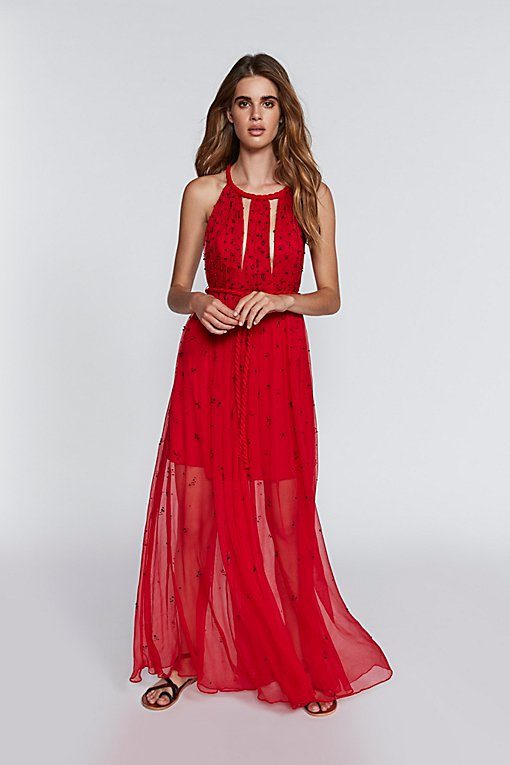 Product Image: Sienna Braided Maxi Dress
