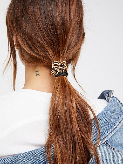 Product Image: Chain Hair Ties