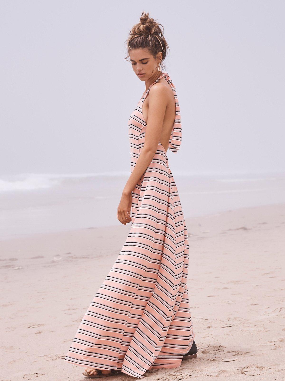Waikiki Maxi Dress