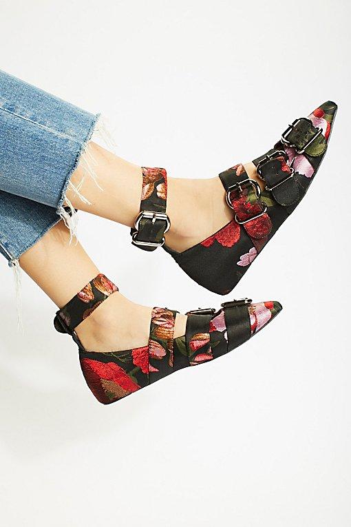 Product Image: Poppy Fields平底鞋