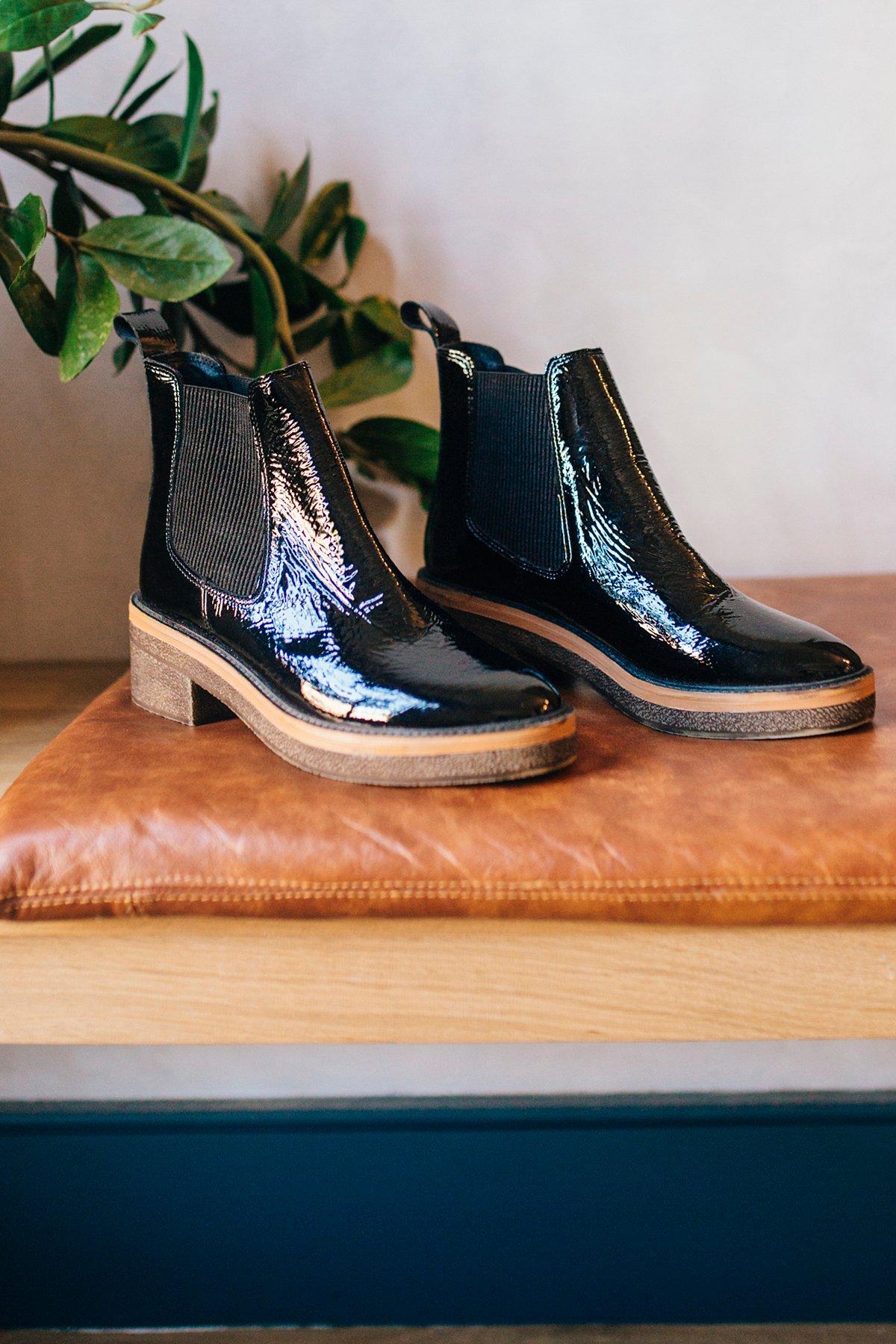 Caleb Chelsea靴子