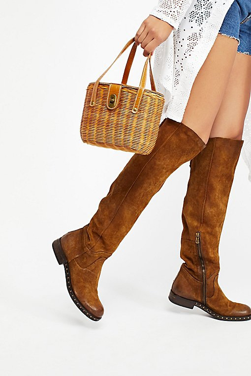 Product Image: Spaulding Over-The-Knee Boot