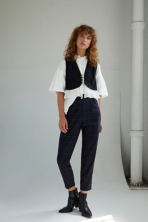 Product Image: 垂坠男装式长裤