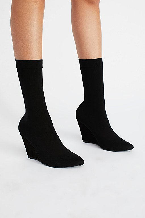 Product Image: Vegan Luxe Sock Boot