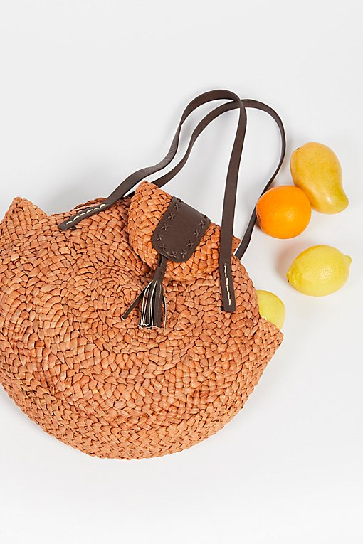 Product Image: Haven Straw Tote
