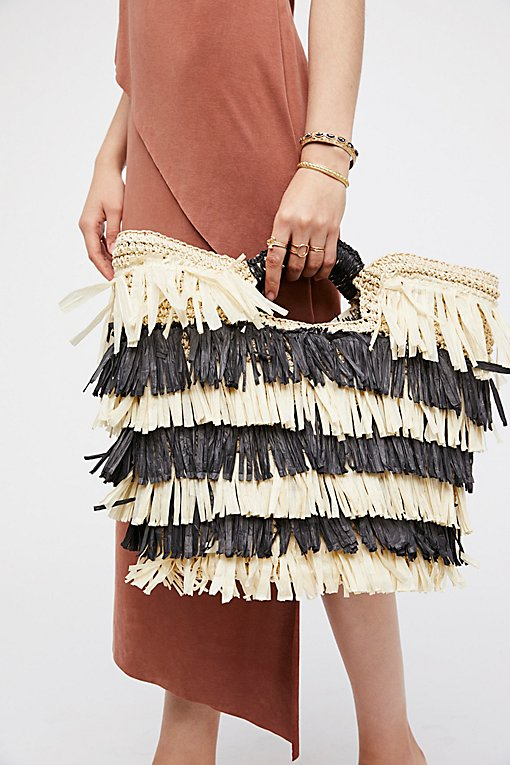 Product Image: Hula Straw Clutch