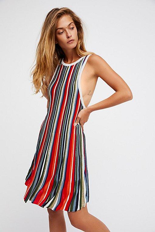 Product Image: Rainbow Dragon Mini Dress