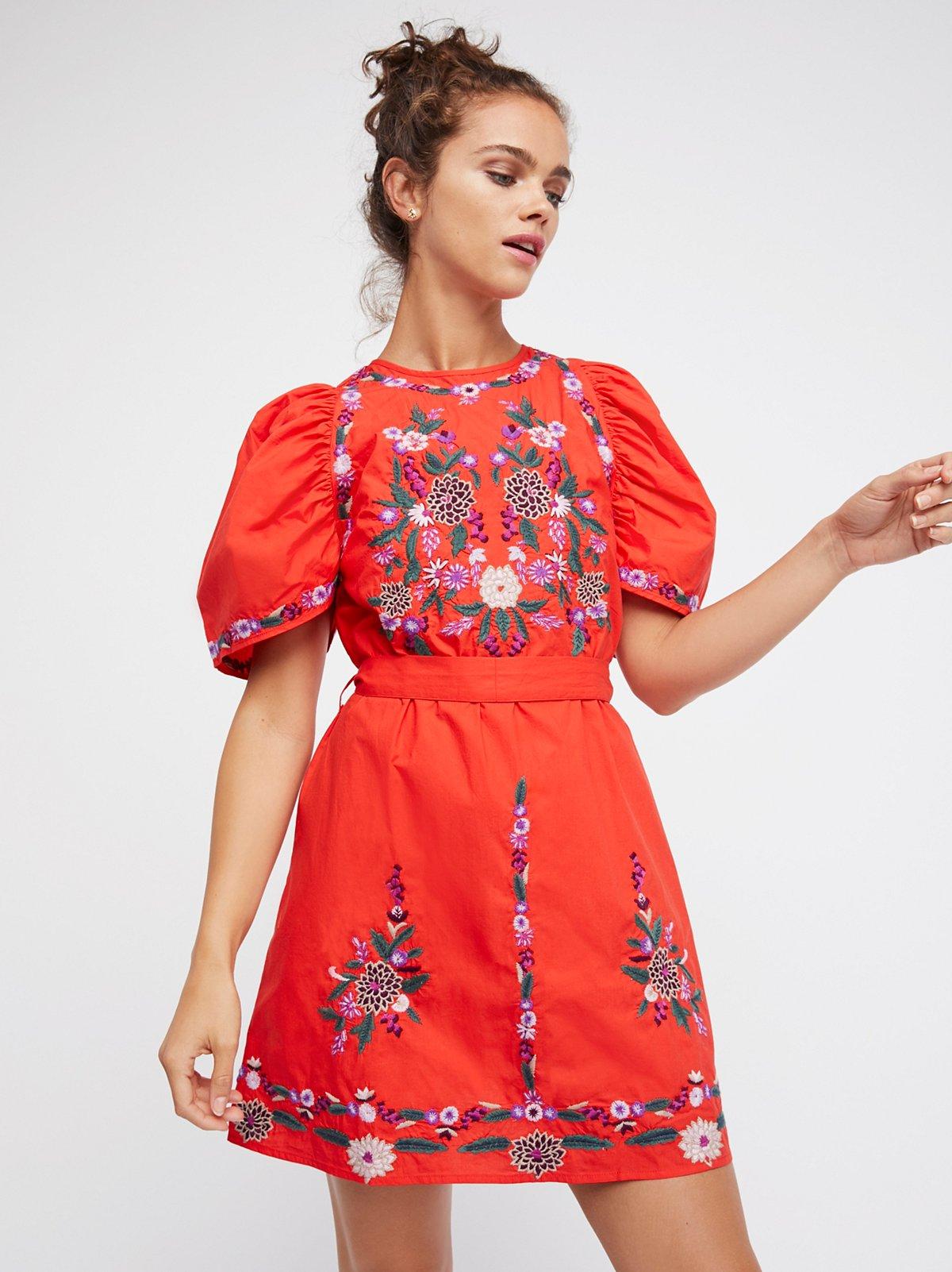The Evangeline Dress