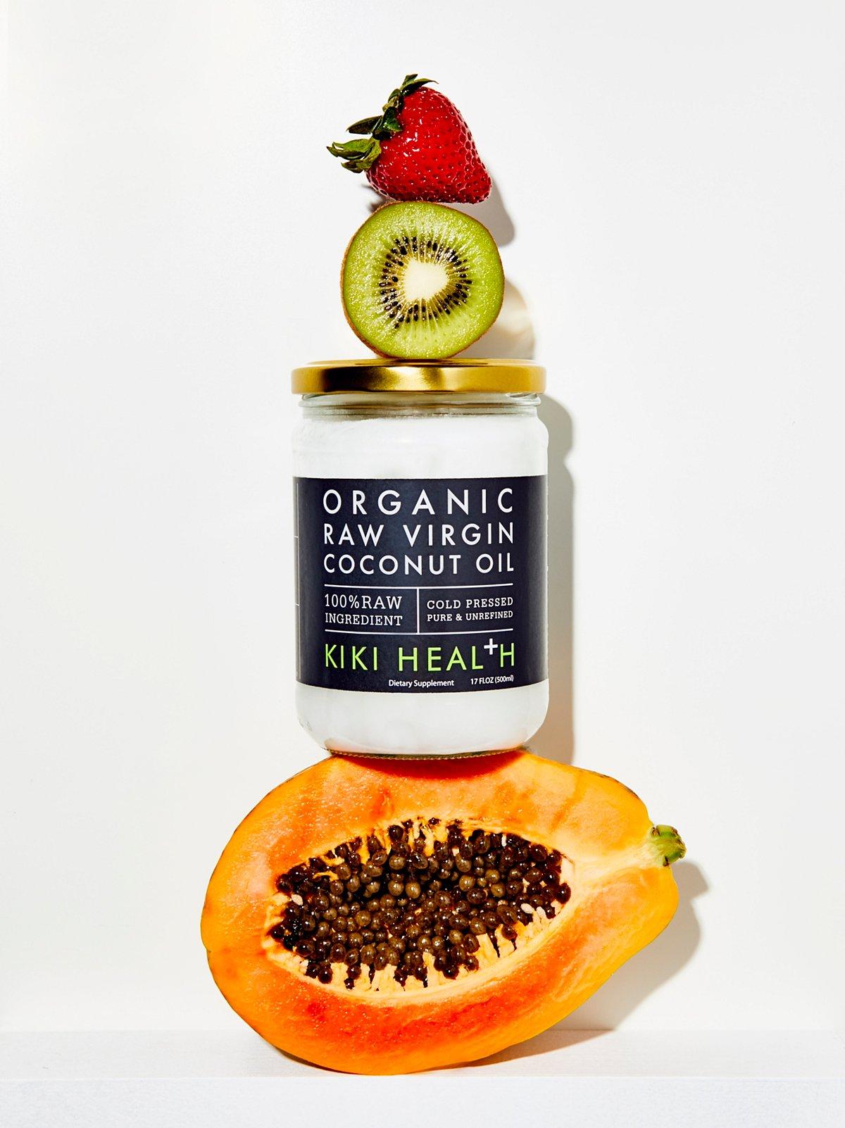 Raw Virgin Coconut Oil