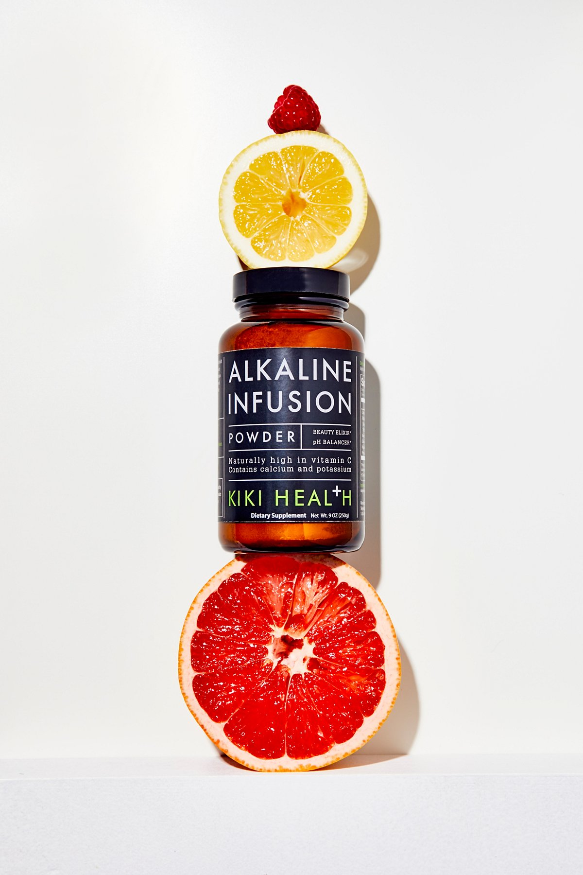 Alkaline Infusion