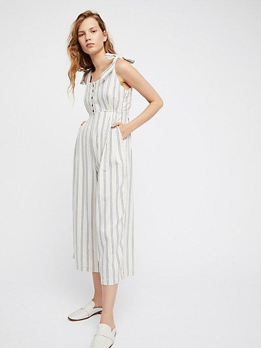 Product Image: Stripy Tie One-Piece