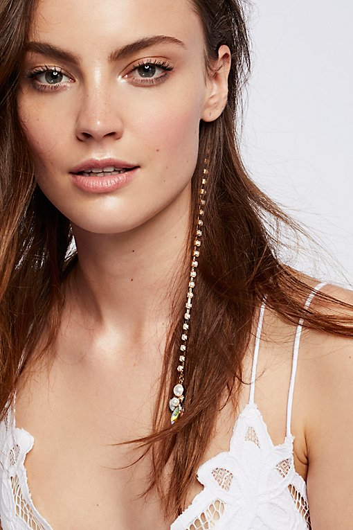 Product Image: Pearl Drop Hair Charm