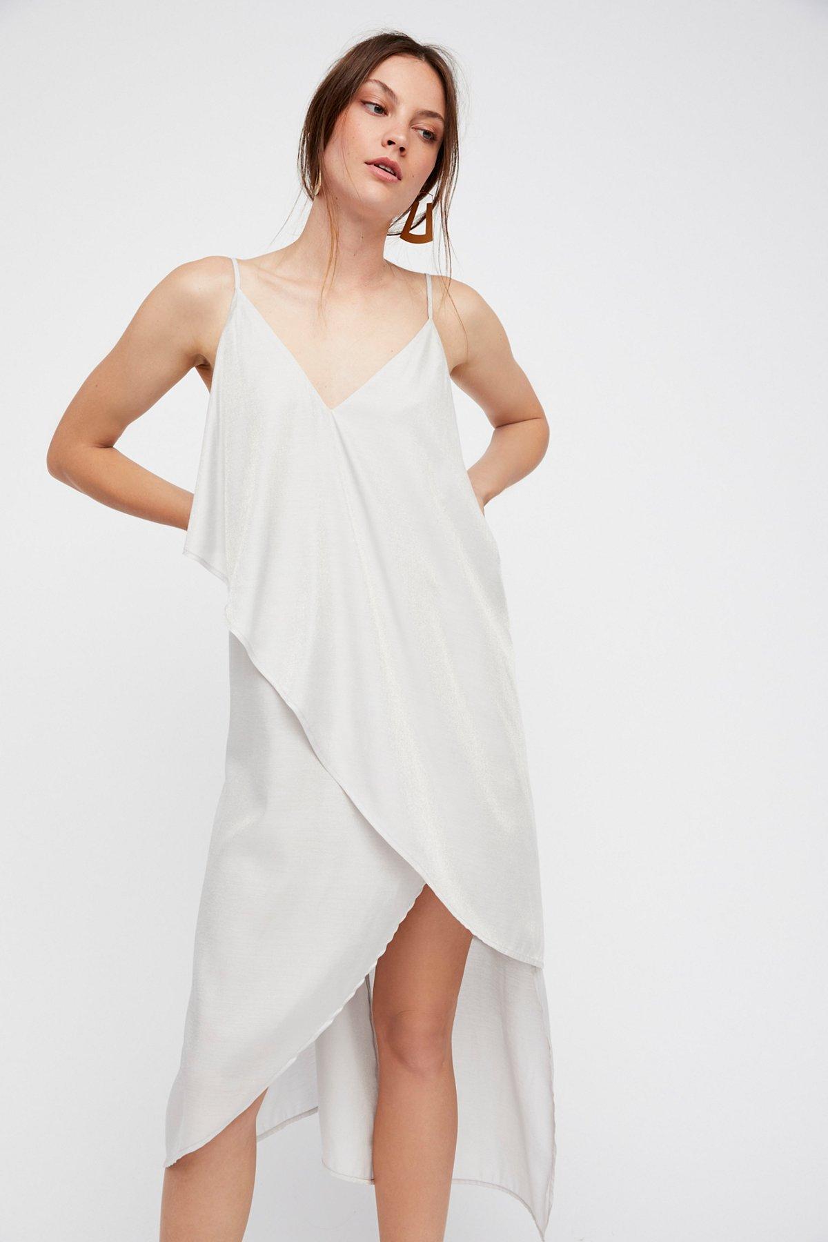 Looks Like Layers Midi Dress