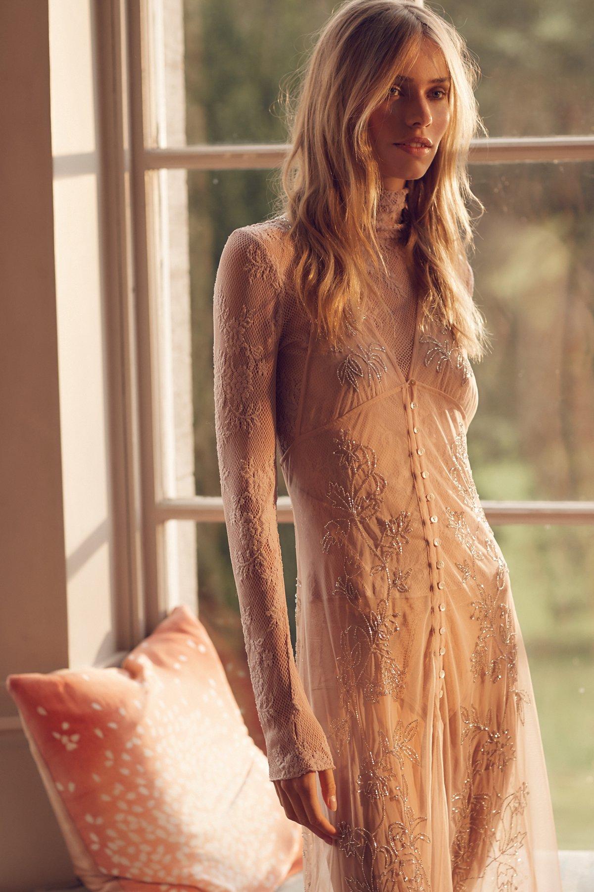 Vested In You Embellished Slip