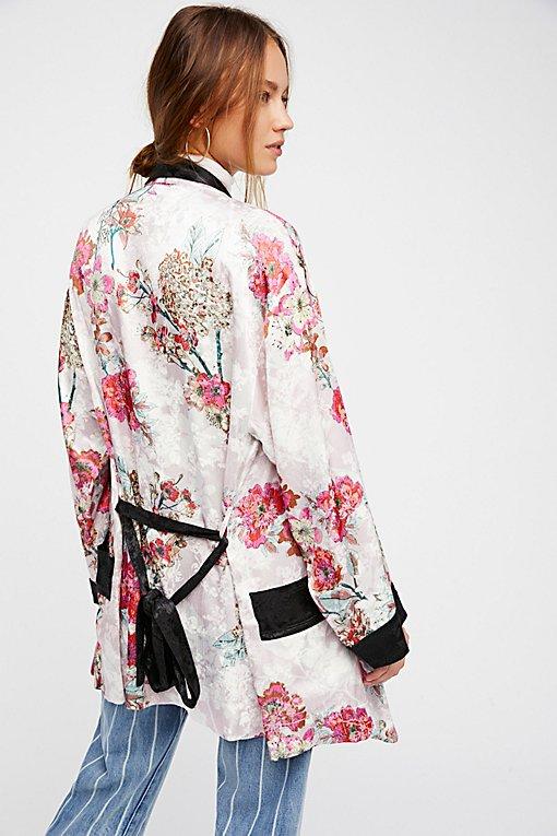 Product Image: Ladies Who Lounge Kimono