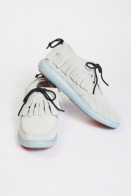 Product Image: Traveler流苏莫卡辛鞋