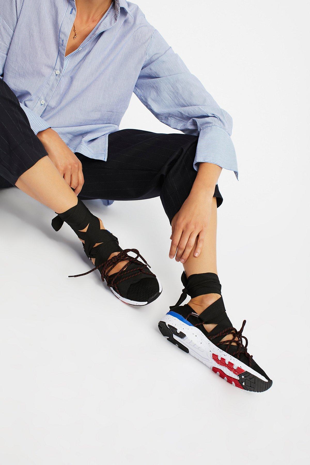 Vegan Zodiac Wrap Sneaker