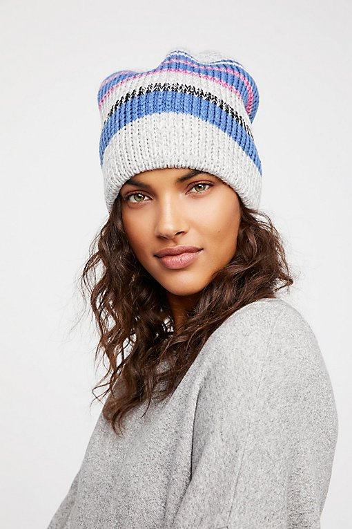 Product Image: All Day Every Day Striped Beanie