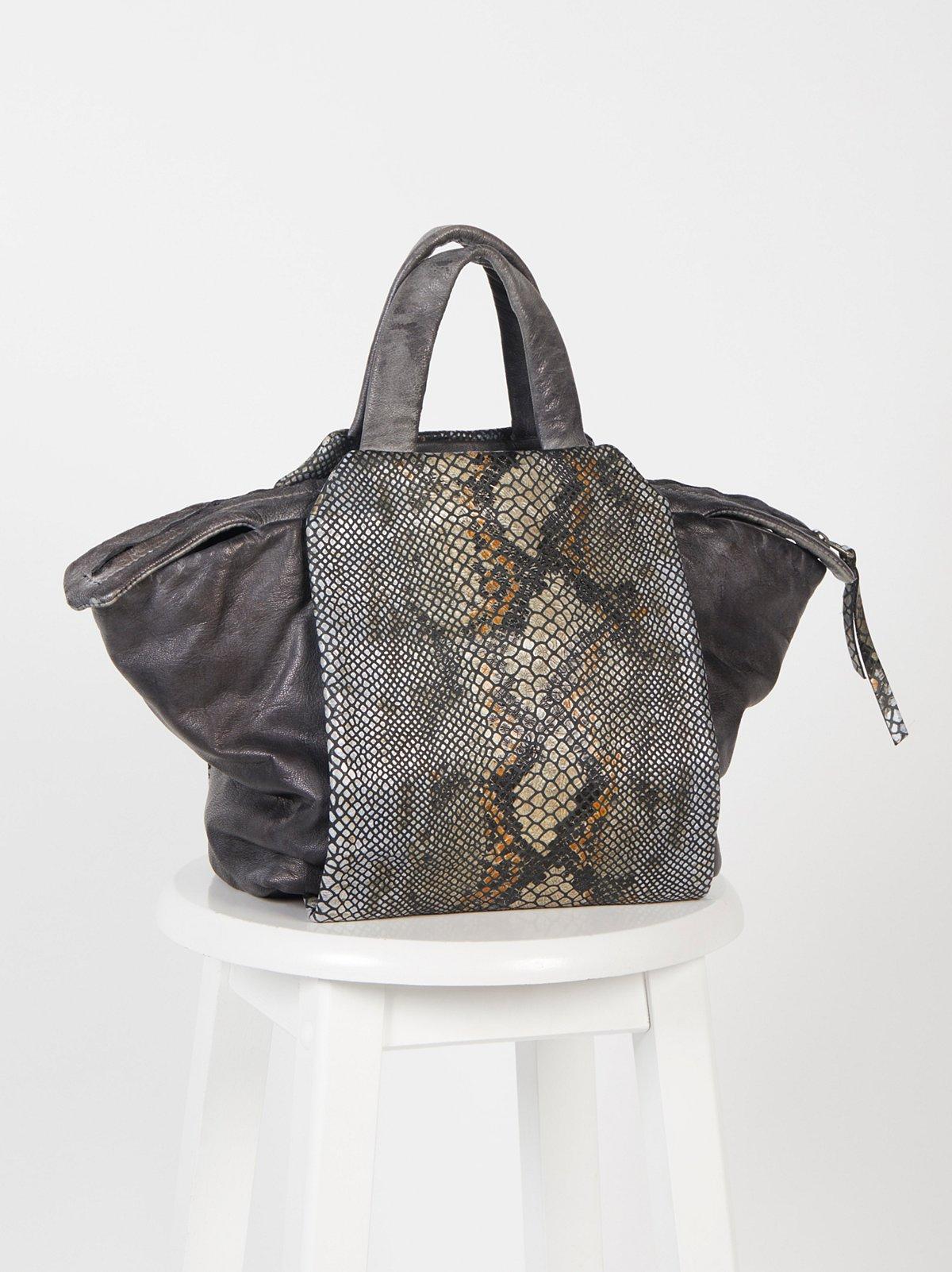 Baraka皮革手提包