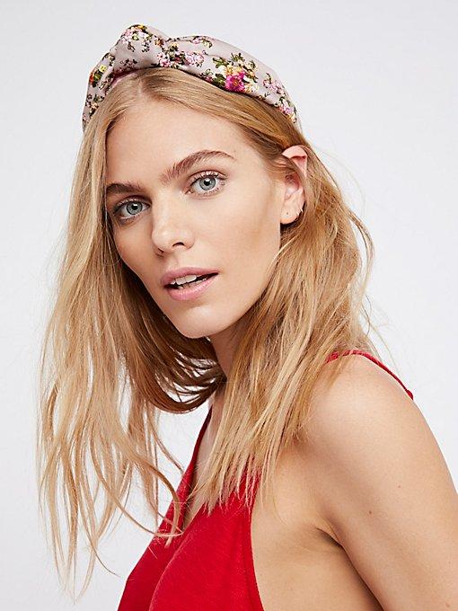 Product Image: Silky Knot Headband