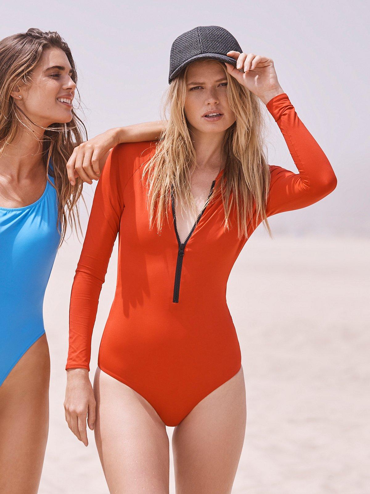 Moss Surf Suit