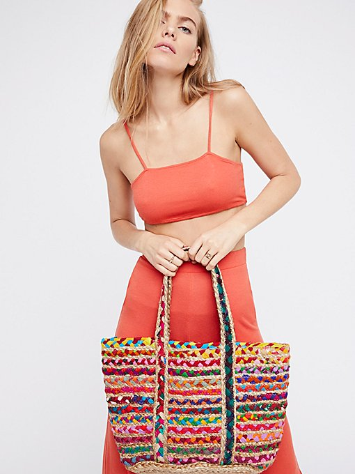 Product Image: Mirage Jute Tote
