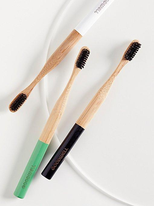 Product Image: Bamboo + Binchotan Toothbrush