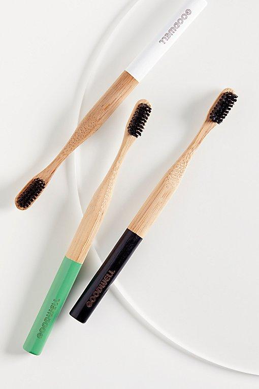 Product Image: 竹子 + 备长炭牙刷
