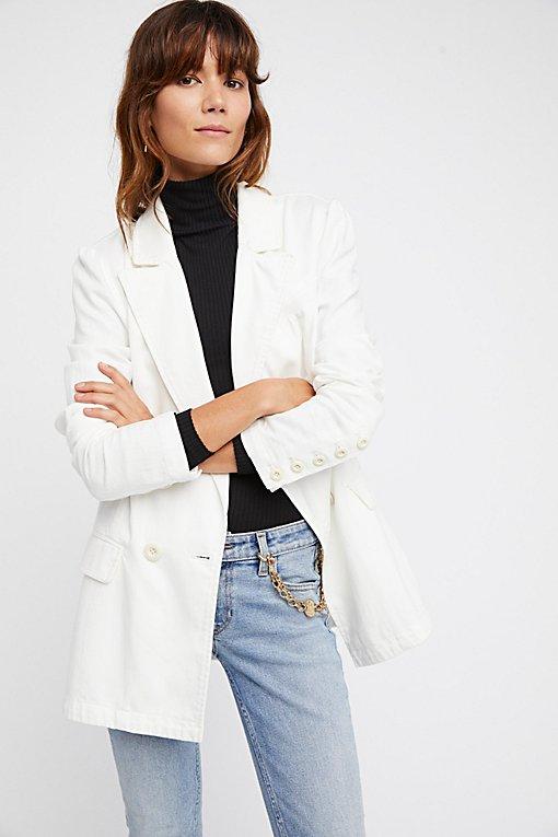 Product Image: Soft Puff Sleeve Blazer