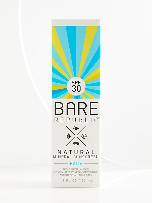 Product Image: Mineral SPF 30 Face Sunscreen Lotion