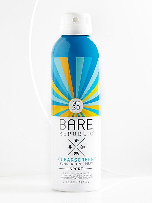 Product Image: Clearscreen® SPF 30 Sport Sunscreen Spray