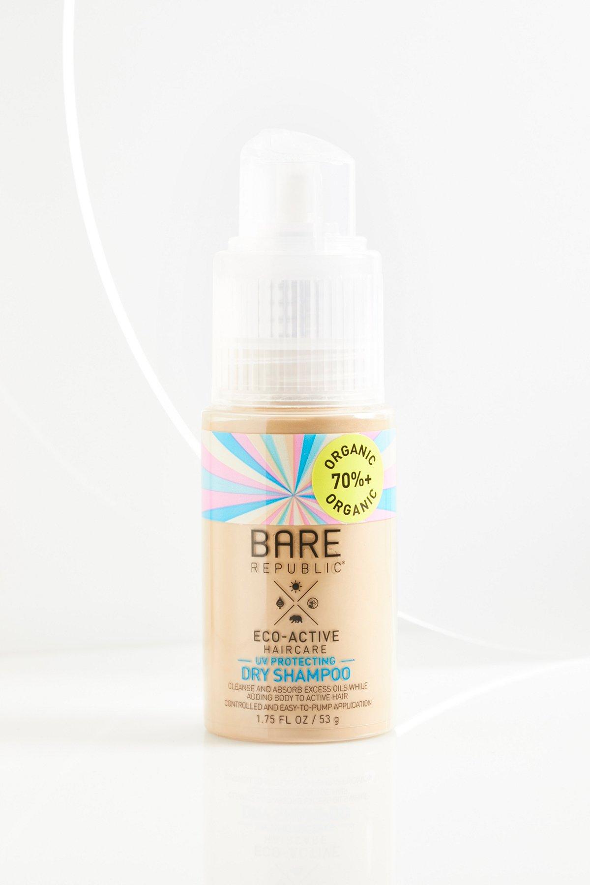 UV Protecting Dry Shampoo