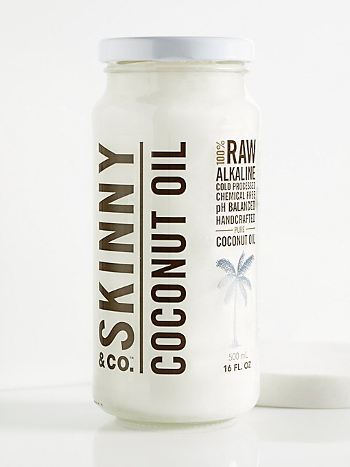 Product Image: Skinny & Co Coconut Oil