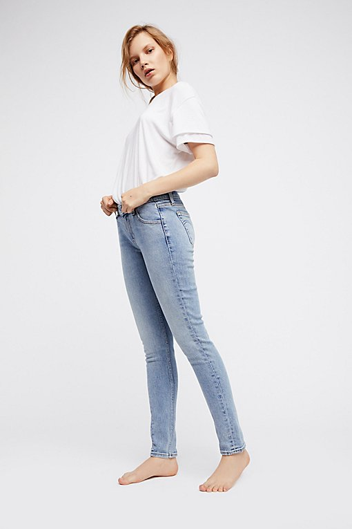 Product Image: Levi's 711 Altered Skinny Jeans