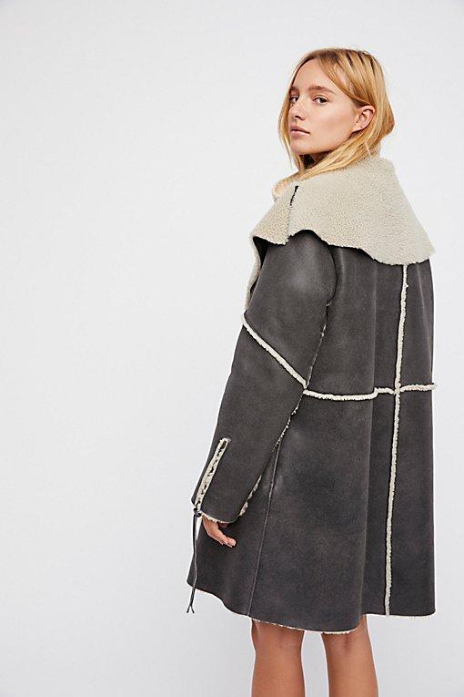 Product Image: Juno Shearling Coat